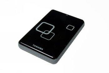 Toshiba Canvio Plus 320 GB 2.0 Portable External Hard Drive E05A032CAU2XK (Raven Black)