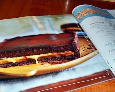 Der Himmel auf Erden: Die Schoko-Karamell-Tarte macht glücklich (oder Bauchweh)