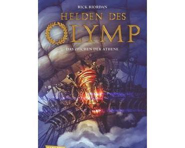 Rick Riordan: Helden des Olymp - Das Zeichen der Athene