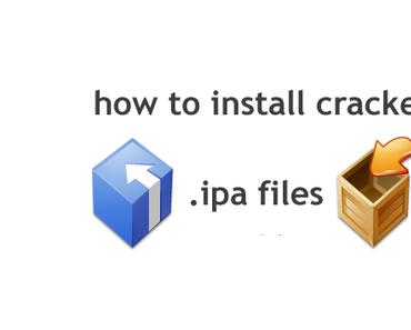 [How To] gecrackte Apps (IPA) auf dem iPhone installieren iOS 7.X