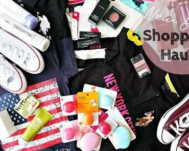 New York :: Shopping Haul