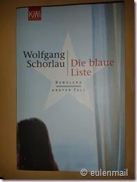 Wolfgang Schorlau–Die blaue Liste