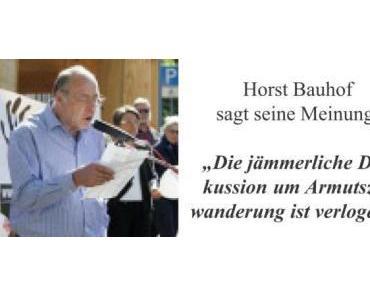 Horst sagt seine Meinung: Dumm ist geil!