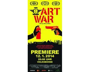 ART WAR – Marco Wilms