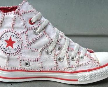 #Converse Schuhe All Star Chucks Red Edition 103495