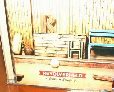 [Rezension] {♫♫} Immer in Bewegung (Revolverheld)