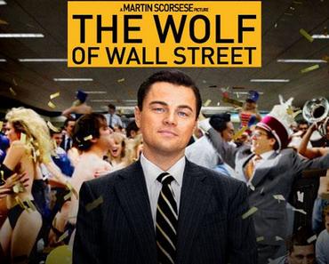 Review: THE WOLF OF WALL STREET - Eine spaßige Enttäuschung