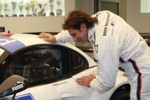 Zanardi in der Blancpain Series