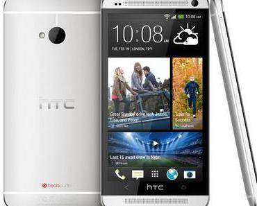 HTC One erhält Update auf Android 4.2.2 KitKat in Frankreich