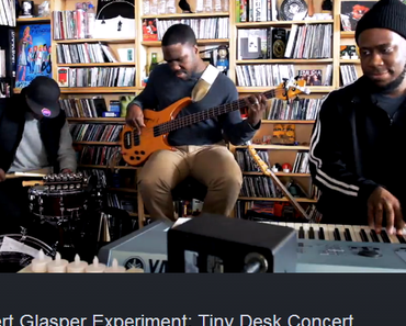 TIPP: Robert Glasper Experiment – Tiny Desk Concert (Video + free Audio download)