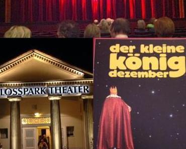 Berlin im Dezember #2 – oder – Noch ein Rückblick: märchenhaft, knallblau, beklemmend, futuristisch und lecker