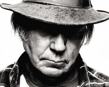 Neil Young: Briefe in Low Tech