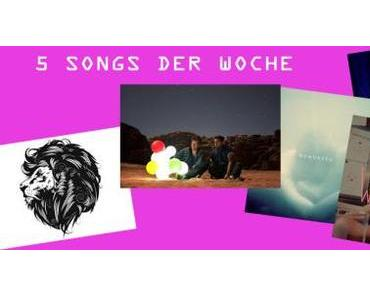 5 Songs der Woche: Tom The Lion, Wayflower, White Sea, Hundreds, Thumpers