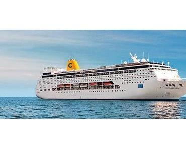 """Wir starten ins Kreuzfahrtjahr 2014 mit einer Reise auf  der """"Costa neoRiviera"""""""