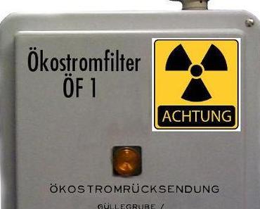 Atomlobby lacht: Ökostromfilter kommen auf den Markt