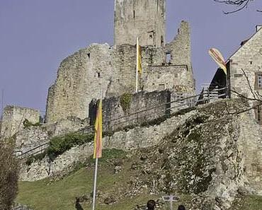 Ein Ausflug zur Burg Rötteln