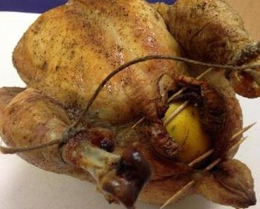 Sonntagsessen: Zitronenhuhn nach Marcella Hazan