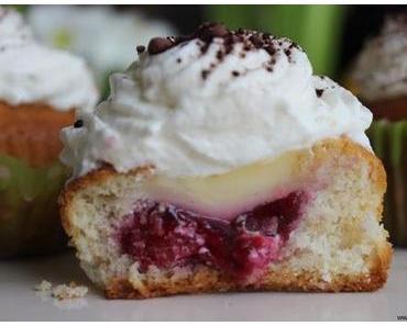 Lecker Bakery 2014 N°1 - Gefüllte Vanille - Muffins