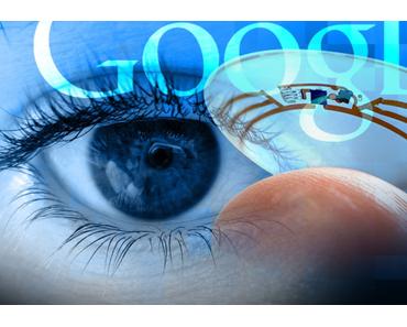 Google Kontaktlinse bestimmt Blutzucker von Diabetikern
