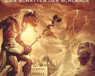 Rick Riordan: Die Kane-Chroniken - Der Schatten der Schlange