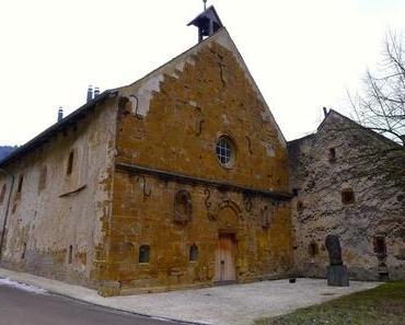 Das Kloster, der Tod und die Skulpturen