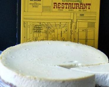 """Das Buch """"New York  - Die Kultrezepte"""" und: Original New York Cheesecake nach dem Rezept von Juniors, Brooklyn"""