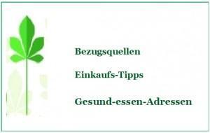 Bio-Produkte online