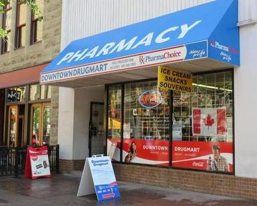 Apotheken aus aller Welt, 419: Calgary, Kanada