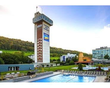 Bad Zurzach: Thermalbad und SPA – eines der bedeutendsten Thermalbäder der Schweiz