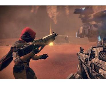Destiny: Trotz Raumschiffe keine Raumschlachten