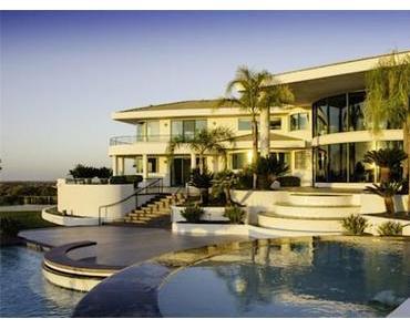 Eddie Murphy's Villa steht für 12 Million Dollar zum Verkauf