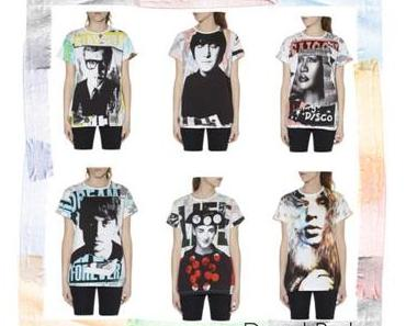 """it's not fashion, it's just a T-shirt."" - David Bailey."