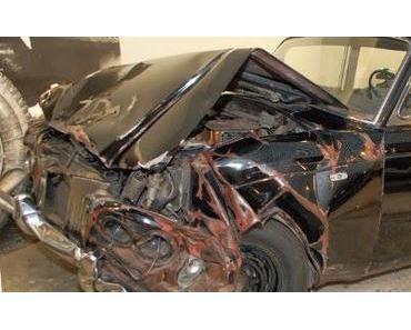 Alteisengeschichten: Breschnew schrottete seinen Rolls