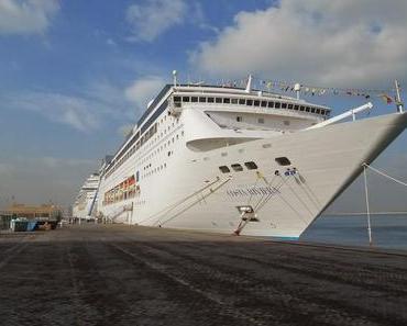 Reisebericht Teil 1 - Costa neoRiviera - neues Konzept, manchmal muss man die Dinge anders sehen...