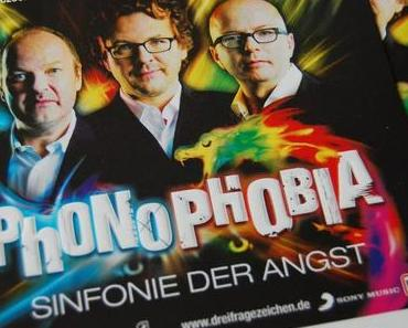 Die drei ??? - Phonophobia: Sinfonie der Angst