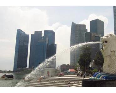 Kurztrip nach Singapur … 23.-27.Oktober 2013