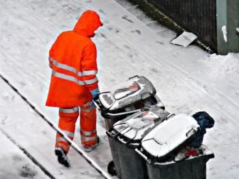 Wer ist dran mit Winterdienst?