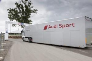 Hinter den Kulissen: Mit Audi um die Welt