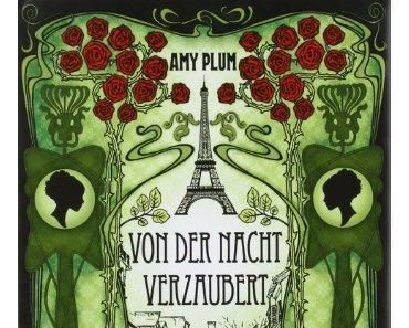 {Rezension} Von der Nacht verzaubert von Amy Plum