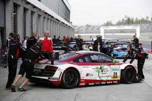 Jetzt auch offiziell: Kelvin van der Linde im Prosperia C.Abt-Audi