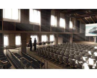 Weltweit erste kammermusikalische Philharmonie auf See: Klanghaus – Akustik-Wunder der Mein Schiff 3
