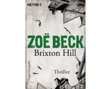 """Leserrezension zu """"Brixton Hill"""" von Zoe Beck"""