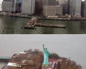 New York :: Helicopter Flug über Manhattan Downtown