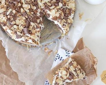 Karamell-Knusper-Kuchen