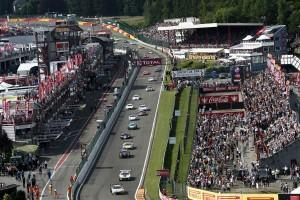 Volles Programm in den Blancpain GT Serien 2014