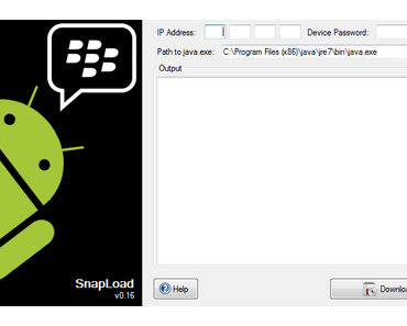Snap bringt den Google Play Store auf Blackberry OS 10
