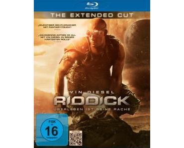 Filmkritik 'Riddick – Überleben ist seine Rache' (Blu-ray)