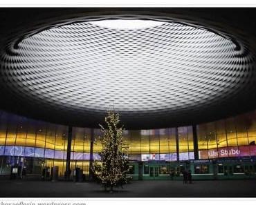 Die neue Messe in Basel – oder ein Landeplatz für Raumschiffe?
