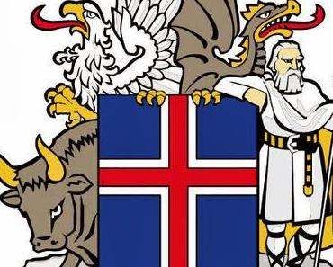 Island bleibt frei - die Europäische Union muss draussen bleiben
