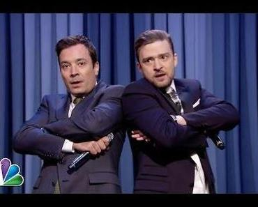 Justin Timberlake & Jimmy Fallon – History of Rap 5